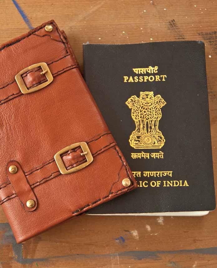 Passport - Delhi