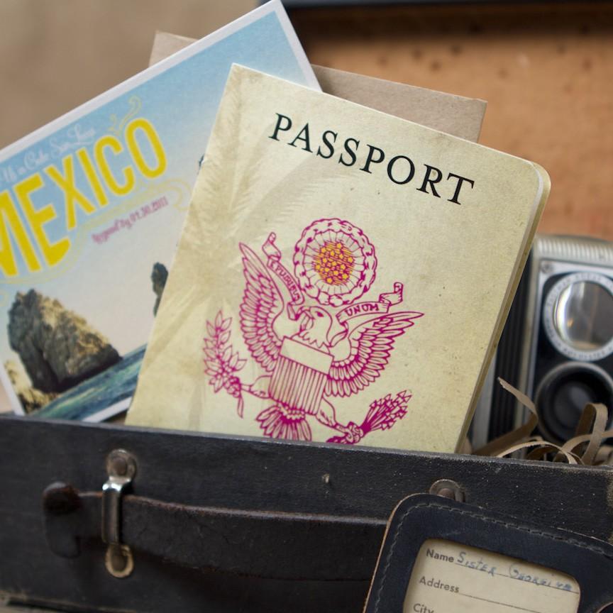 Passport - Gurgaon