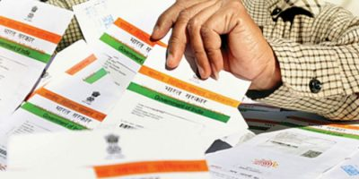 driving license linking with Aadhar
