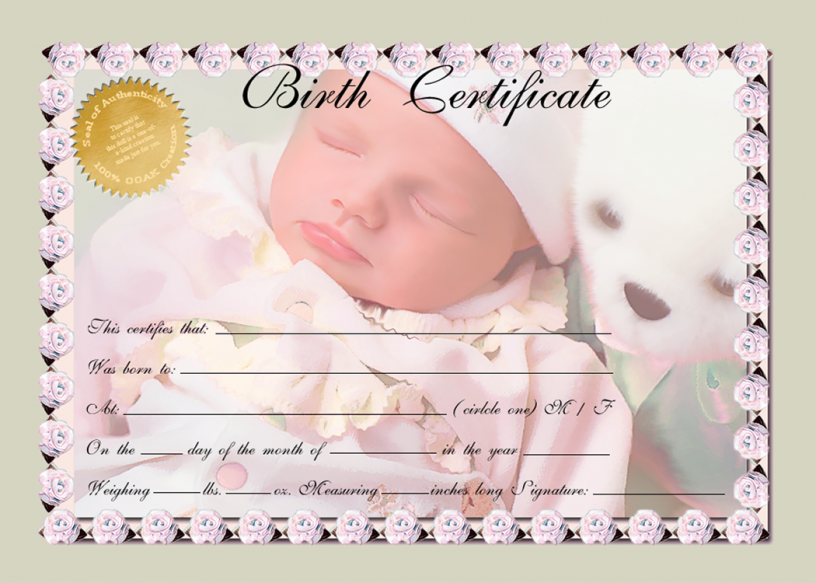 Getting Birth Certificate Even More Difficult Itzeazy
