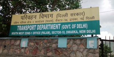 Transport department delhi