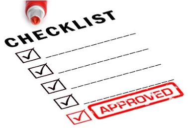 passport document checklist