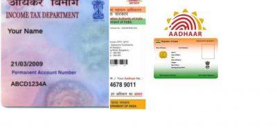 PAN Card, Aadhaar Card
