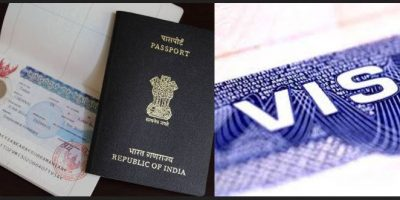 difference between visa and passport