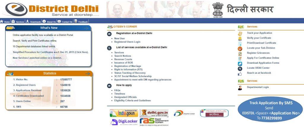 marriage certificate online in delhi marriage