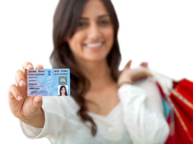 pan card aplliccation