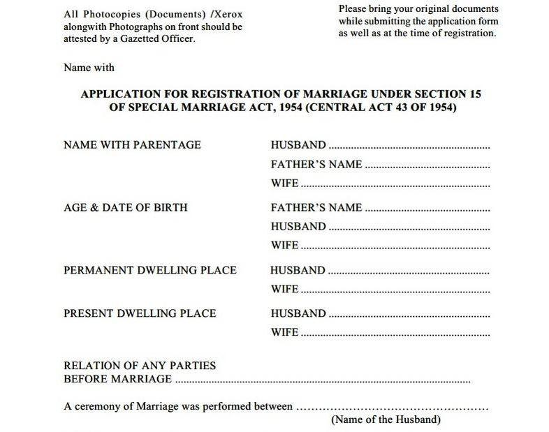 Marriage Certificate Online in Pune | Marriage Registration in Pune