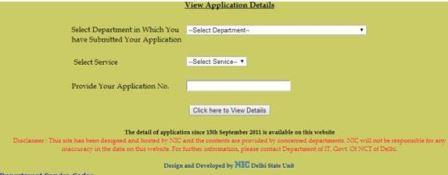 birth certificate online delhi