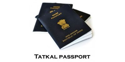 tatkal passport