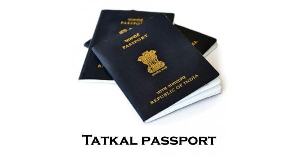 tatkal passport
