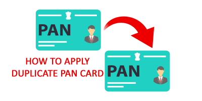 duplicate PAN card