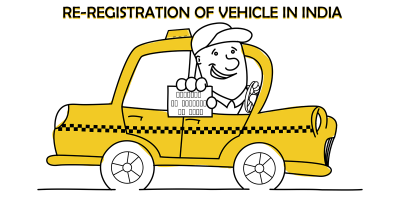 re-registration of vehicle