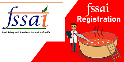 Fssai registration itzeazy