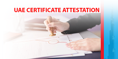 UAE attestation itzeazy