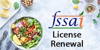 fssai licence renewal