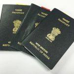 India passport name change