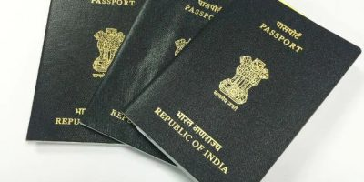 India passport name change
