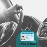 driving licence fees